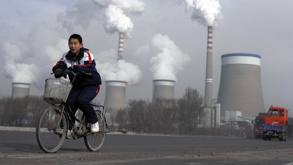 nhà máy điện - Sputnik Việt Nam