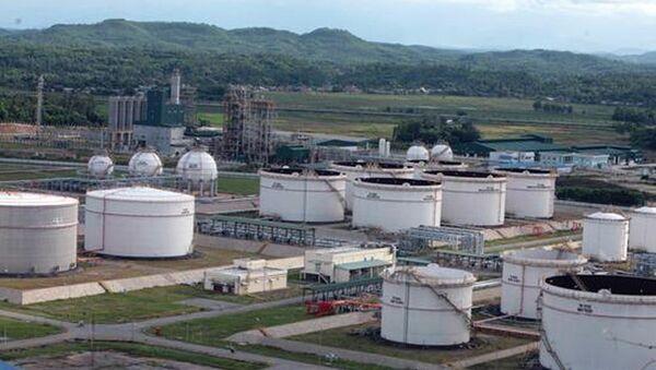 Là dự án trọng điểm nhưng Lọc dầu Nam Vân Phong vẫn nhiều năm im lìm - Sputnik Việt Nam