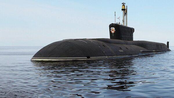 Tàu ngầm hạt nhân Monomakh - Sputnik Việt Nam