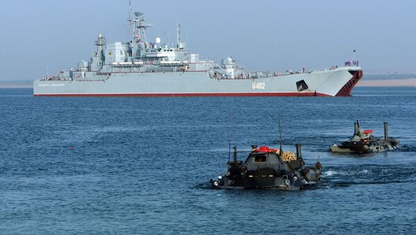 "Cuộc tập trận chung ""Sea Breeze"" của Hải quân Ukraine và Hải quân Hoa Kỳ - Sputnik Việt Nam"
