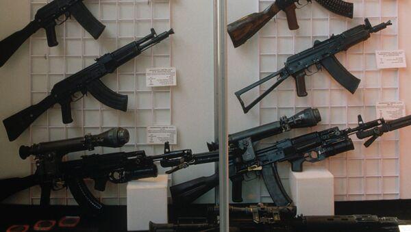 Các súng Kalashnikov: AK-47, AKM, AKS-74U, AK-74MN, AK-10, AK-102, AK-104, AK-103 - Sputnik Việt Nam