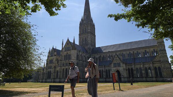 Nhà thờ Salisbury - Sputnik Việt Nam