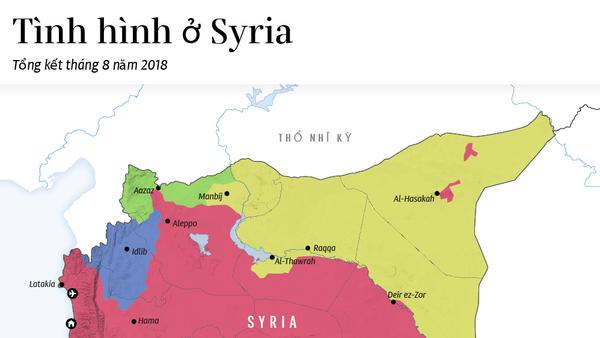 Tình hình ở Syria - Sputnik Việt Nam