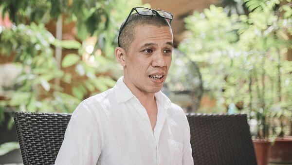 Hồ Thanh Bình, con trai GS Hồ Ngọc Đại - Sputnik Việt Nam