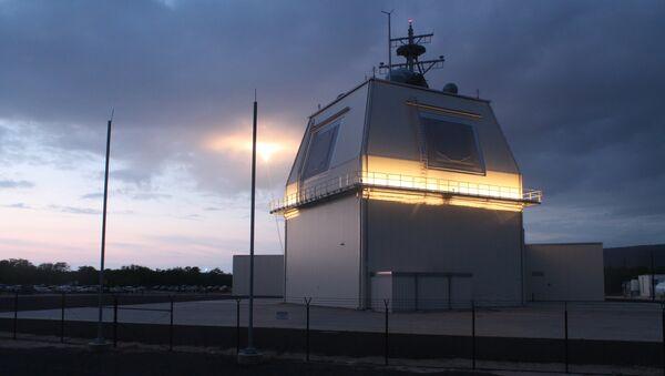 Aegis Ashore Weapon System - Sputnik Việt Nam