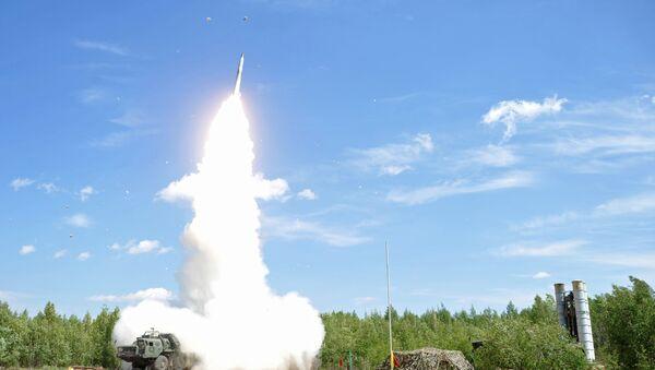 Đơn vị tên lửa phòng không khai hỏa - Sputnik Việt Nam