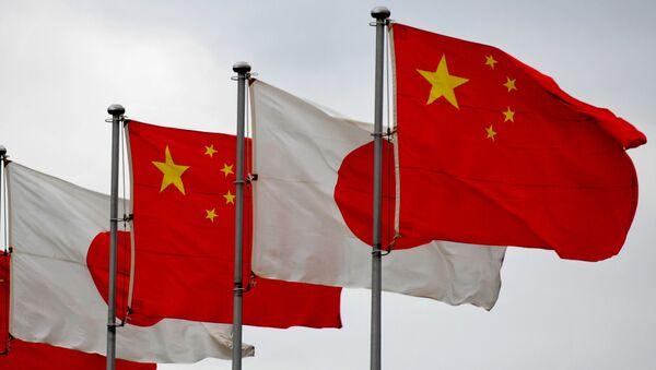 Nhật Bản và Trung Quốc - Sputnik Việt Nam