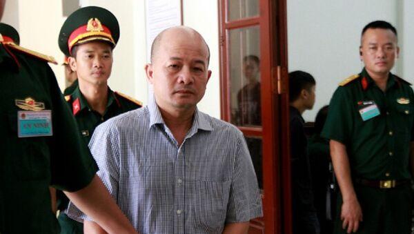 Bị cáo Đinh Ngọc Hệ (Út trọc) - Sputnik Việt Nam