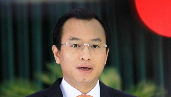 Ông Nguyễn Xuân Anh - Sputnik Việt Nam
