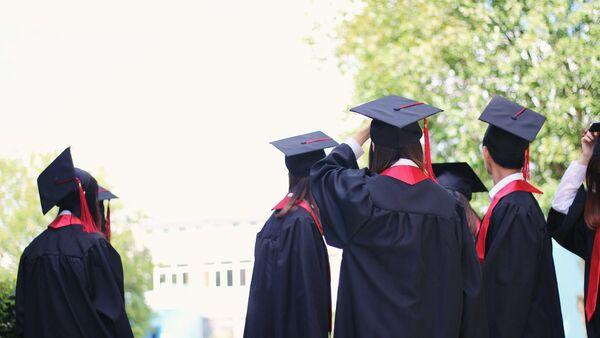 Sinh viên tốt nghiệp - Sputnik Việt Nam