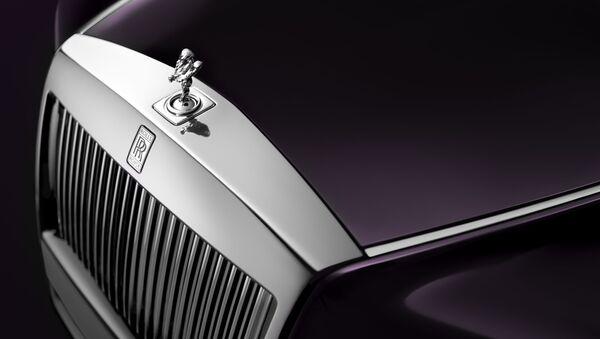 Компания Rolls-Royce представил модель Phantom восьмого поколения - Sputnik Việt Nam