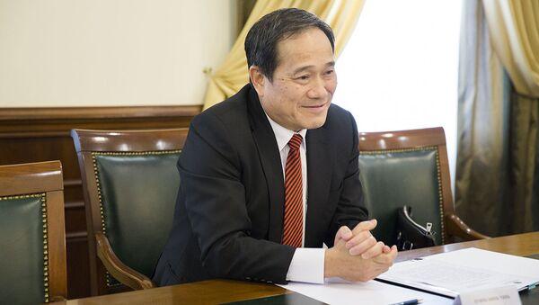 Huỳnh Minh Chính - Sputnik Việt Nam