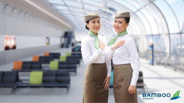 Bamboo Airways - Sputnik Việt Nam