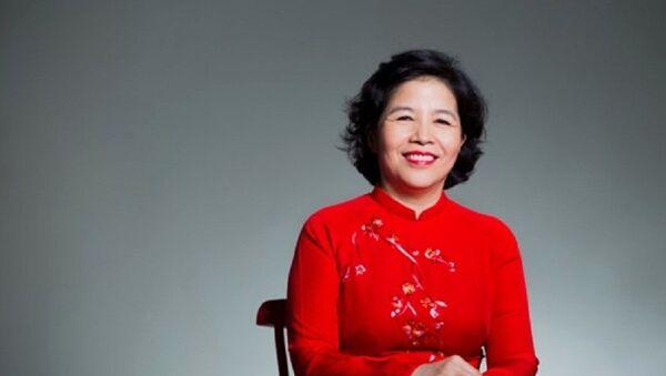 Tổng giám đốc Vinamilk Mai Kiều Liên - Sputnik Việt Nam