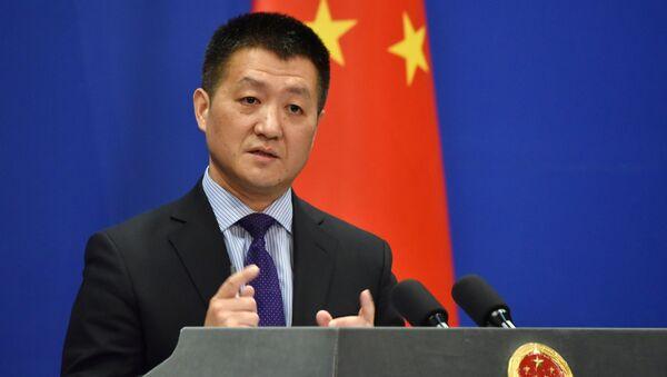 Официальный представитель МИД КНР Лу Кан - Sputnik Việt Nam
