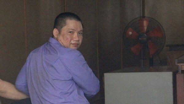 Bị cáo Triệu Trần Minh lãnh án chung thân về tội Giết người - Sputnik Việt Nam