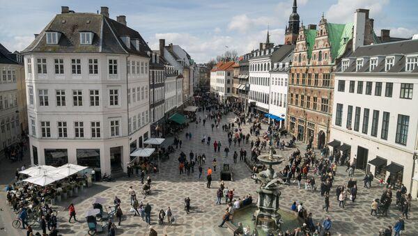 Copenhagen, Đan Mạch - Sputnik Việt Nam