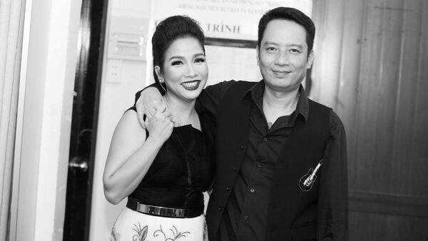 Diva Mỹ Linh bên ông xã Anh Quân - Sputnik Việt Nam