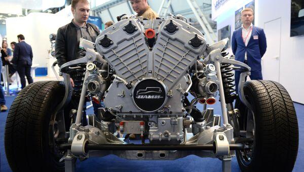 động cơ ô tô - Sputnik Việt Nam