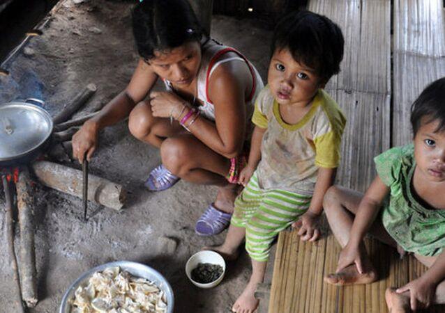Trẻ em nghèo Việt Nam