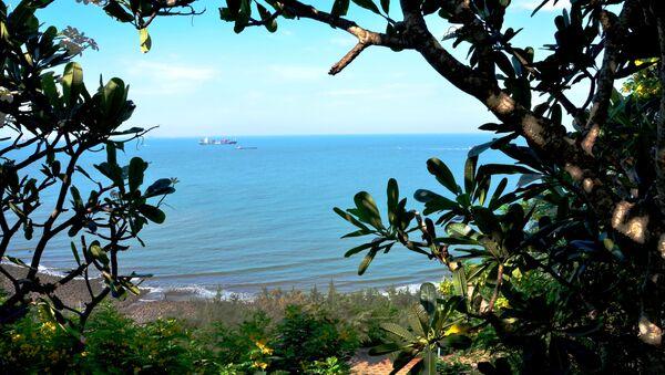 Vũng Tàu, cảnh nhìn ra Biển Đông - Sputnik Việt Nam