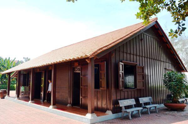 Nhà lưu niệm nữ anh hùng liệt sĩ Võ Thị Sáu - Sputnik Việt Nam