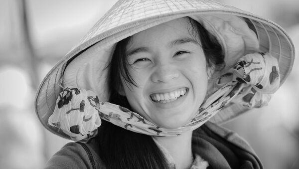 Một cô gá Việt Nam - Sputnik Việt Nam