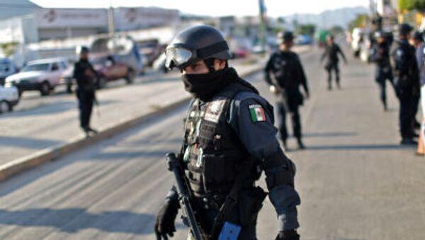 Cảnh sát Mexico - Sputnik Việt Nam