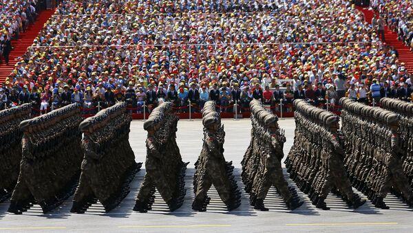 Duyệt binh kỷ niệm 70 năm Chiến thắng trong Thế chiến II - Sputnik Việt Nam