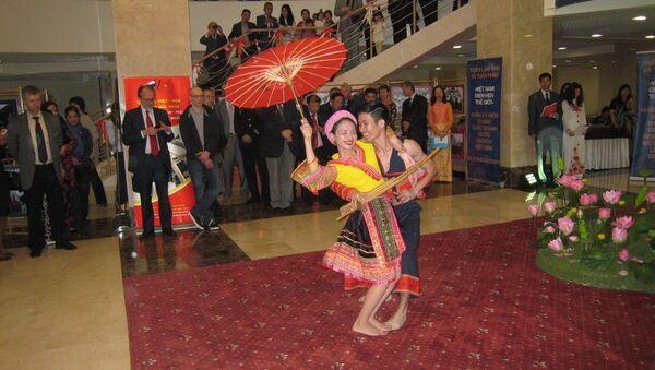 Kỷ niệm Quốc khánh Việt Nam tại Moskva - Sputnik Việt Nam