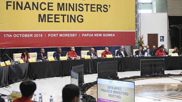 Bộ trưởng Tài chính APEC họp ở thủ đô của Papua New Guinea - Sputnik Việt Nam