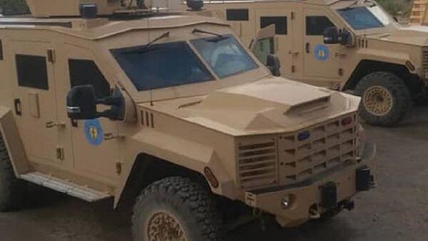 Hội đồng quân sự Manbij: Mỹ gửi cho chúng tôi xe bọc thép và vũ khí hạng nặng - Sputnik Việt Nam
