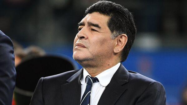 Diego Maradonaa - Sputnik Việt Nam