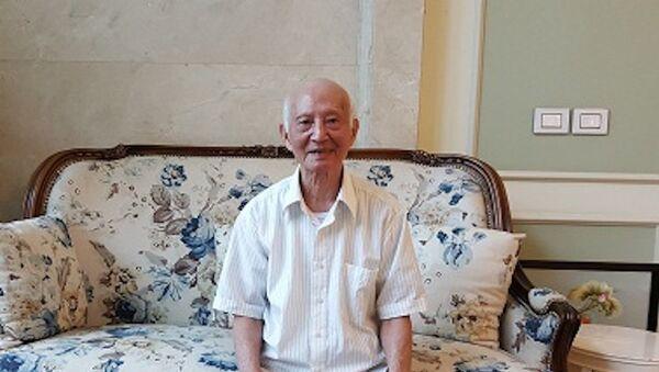 Giáo sư Nguyễn Kim Đính nghỉ hưu từ năm 2001 - Sputnik Việt Nam