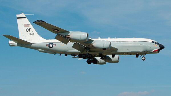 Американский самолет-разведчик RC-135U - Sputnik Việt Nam