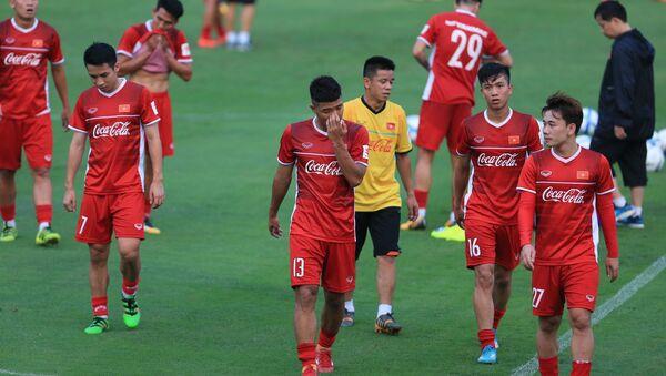ĐT Việt Nam và CLB Incheon Utd - Sputnik Việt Nam