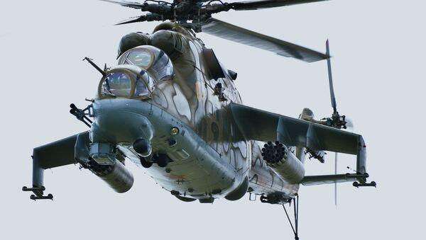 28 tháng 10 - Ngày hội của Trực thăng quân sự Nga - Sputnik Việt Nam