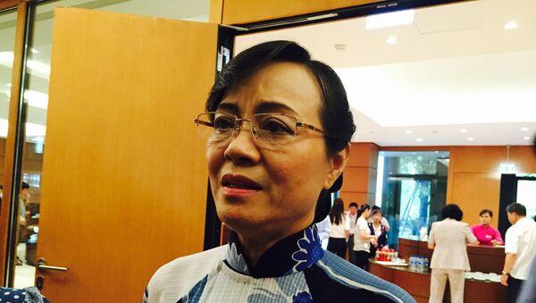 Bà Nguyễn Thị Quyết Tâm - Sputnik Việt Nam