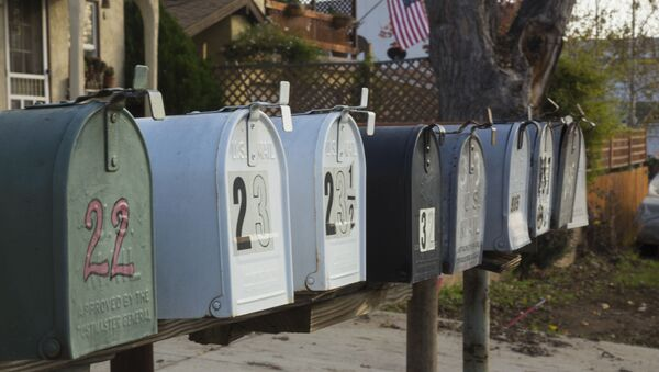 Американские почтовые ящики - Sputnik Việt Nam
