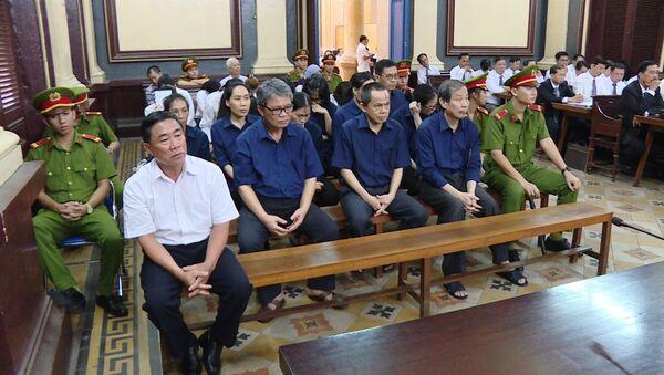 Ngày mai các luật sư bào chữa cho bà Phấn tiếp tục trình bày quan điểm bào chữa - Sputnik Việt Nam