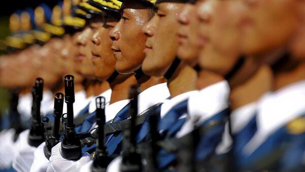 Quân đội Giải phóng Nhân dân Trung Quốс - Sputnik Việt Nam