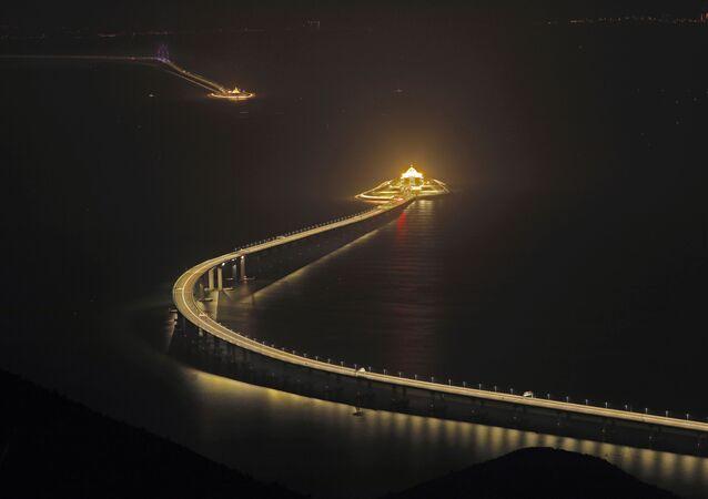 Cầu Hồng Kông - Chu Hải - Ma Cao