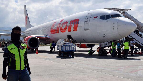 Máy bay Boeing 737-800 Lion Air - Sputnik Việt Nam