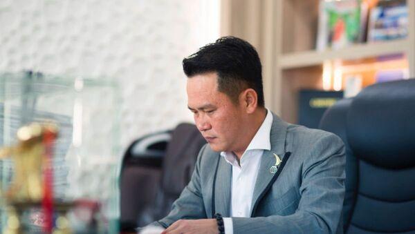 Doanh nhân trẻ Đặng Hồng Anh - Sputnik Việt Nam