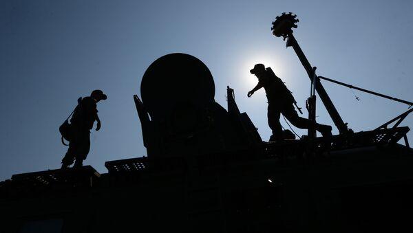Tổ hợp tác chiến điện tử - Sputnik Việt Nam