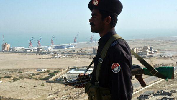 Cảng Gwadar, Pakistan - Sputnik Việt Nam