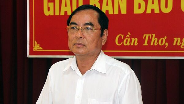 GĐ Sở TT&TT TP Cần Thơ Đỗ Hoàng Trung - Sputnik Việt Nam