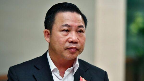 Đại biểu Lưu Bình Nhưỡng - Sputnik Việt Nam