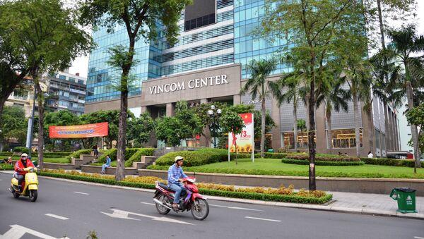 Vincom Center TP.HCM - Sputnik Việt Nam