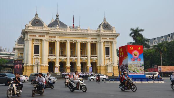 Nhà hát Lớn Hà Nội - Sputnik Việt Nam